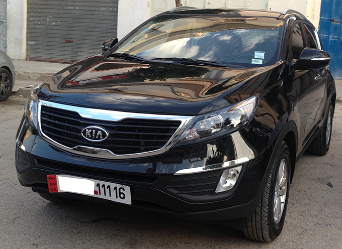 annonce occasion kia sportage 2011 alger 16 alg rie 220mdz. Black Bedroom Furniture Sets. Home Design Ideas