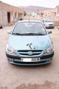 HYUNDAI GETZ occasion 2012 M'Sila (28) Algerie 70000km 93mdz