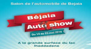 Salon de l'automobile de Béjaia édition 2014
