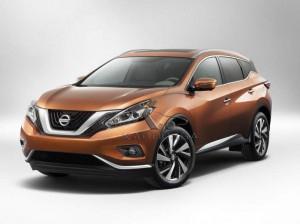 Nissan Murano : gros Qashqai