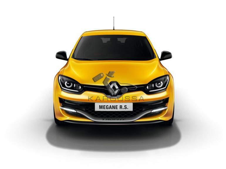 Renault megane r s