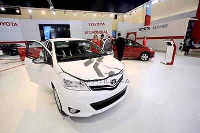 Toyota Algérie rappelle près de 40 000 véhicules