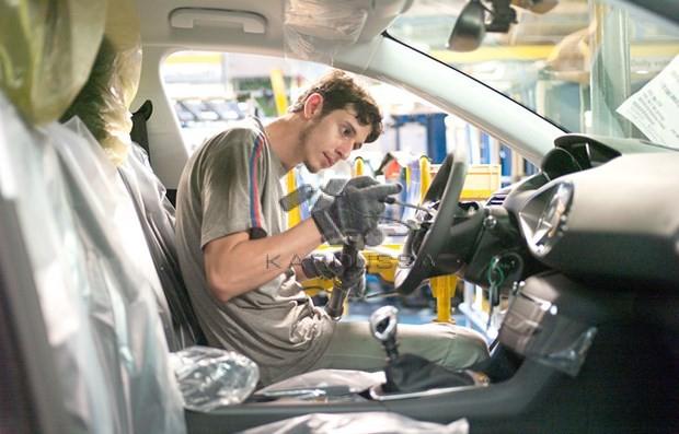 un joyau de lindustrie automobile