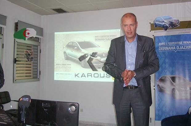 Renault Algérie reprend la tête du podium