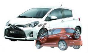 Toyota Algérie : La Yaris HB restylée fait son entrée