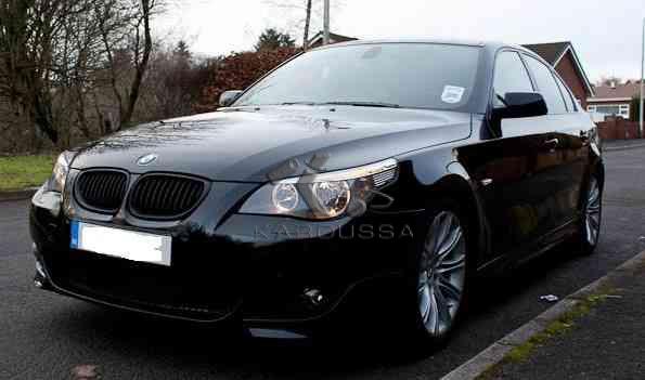 BMW SERIE 5 occasion 2005 Alger (16) Algerie 120000km 10mdz