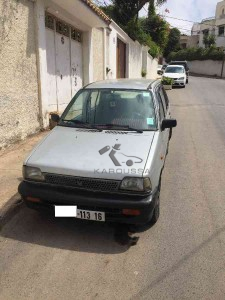 MARUTI 800 occasion 2013 Alger (16) Algerie 16000km 55mdz