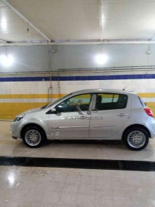 RENAULT CLIO occasion 2012 Blida (09) Algerie 107km 144mdz